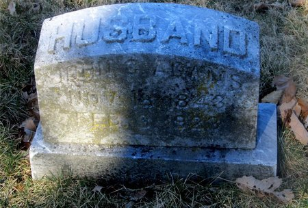 ADAMS, JOHN C. - Franklin County, Ohio   JOHN C. ADAMS - Ohio Gravestone Photos