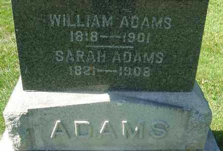 BENNETT ADAMS, SARAH - Franklin County, Ohio | SARAH BENNETT ADAMS - Ohio Gravestone Photos
