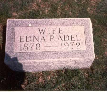 PERRILL ADEL, EDNA - Franklin County, Ohio | EDNA PERRILL ADEL - Ohio Gravestone Photos