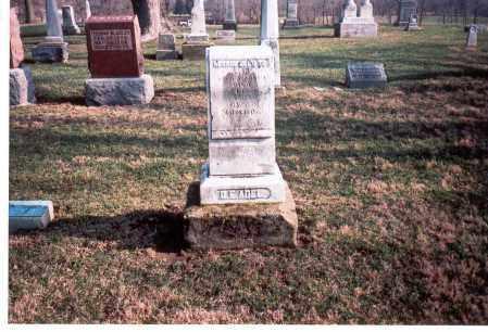 ADEL, GEORGE E. - Franklin County, Ohio | GEORGE E. ADEL - Ohio Gravestone Photos