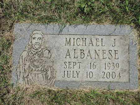 ALBANESE, MICHAEL J. - Franklin County, Ohio | MICHAEL J. ALBANESE - Ohio Gravestone Photos
