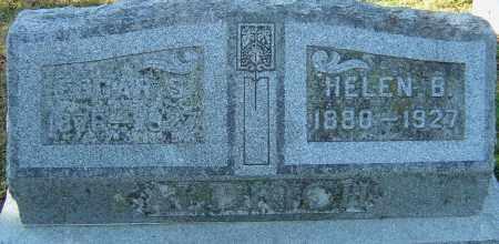 ALDRICH, HELEN B - Franklin County, Ohio | HELEN B ALDRICH - Ohio Gravestone Photos