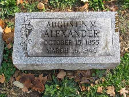 ALEXANDER, AUGUSTIN MUNSON - Franklin County, Ohio | AUGUSTIN MUNSON ALEXANDER - Ohio Gravestone Photos