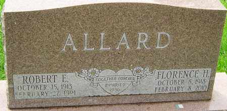 CHAPIN ALLARD, FLORENCE - Franklin County, Ohio | FLORENCE CHAPIN ALLARD - Ohio Gravestone Photos