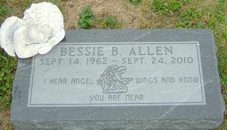 ALLEN, BESSIE - Franklin County, Ohio | BESSIE ALLEN - Ohio Gravestone Photos