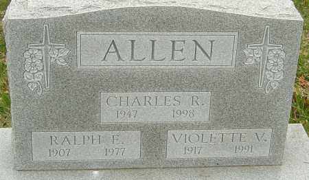 ALLEN, RALPH - Franklin County, Ohio | RALPH ALLEN - Ohio Gravestone Photos