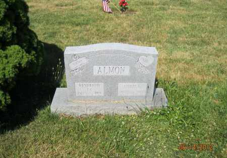 BLOUNT ALMON, LIDDIE B - Franklin County, Ohio | LIDDIE B BLOUNT ALMON - Ohio Gravestone Photos