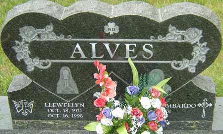 ALVES, LLEWELLYN - Franklin County, Ohio | LLEWELLYN ALVES - Ohio Gravestone Photos