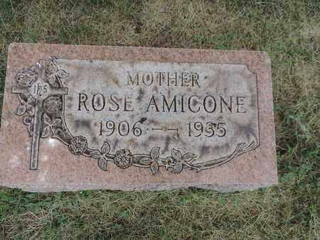 AMICONE, ROSE - Franklin County, Ohio | ROSE AMICONE - Ohio Gravestone Photos