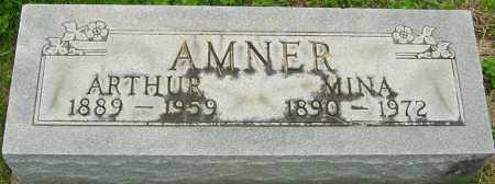 AMNER, ARTHUR - Franklin County, Ohio | ARTHUR AMNER - Ohio Gravestone Photos
