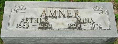 AMNER, MINA - Franklin County, Ohio | MINA AMNER - Ohio Gravestone Photos