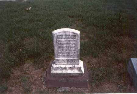 ANDERSON, HUGH L. - Franklin County, Ohio | HUGH L. ANDERSON - Ohio Gravestone Photos