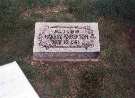ANDERSON, HARVEY - Franklin County, Ohio | HARVEY ANDERSON - Ohio Gravestone Photos