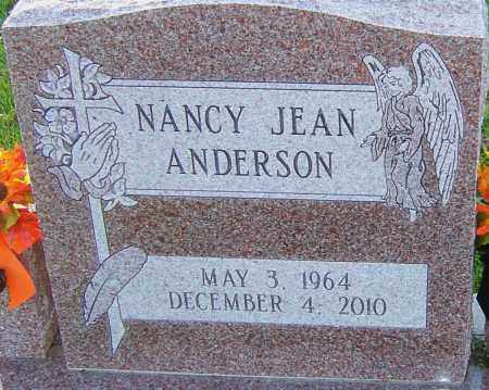 ANDERSON, NANCY JEAN - Franklin County, Ohio | NANCY JEAN ANDERSON - Ohio Gravestone Photos