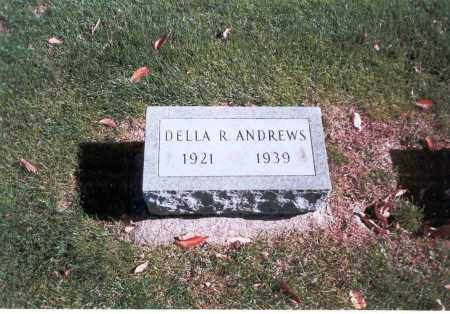 ANDREWS, DELLA R. - Franklin County, Ohio | DELLA R. ANDREWS - Ohio Gravestone Photos