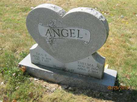 ANGEL, DAN P - Franklin County, Ohio | DAN P ANGEL - Ohio Gravestone Photos