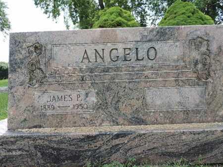 ANGELO, JAMES P - Franklin County, Ohio | JAMES P ANGELO - Ohio Gravestone Photos