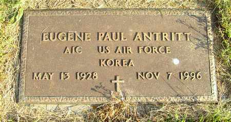 ANTRITT, EUGENE PAUL - Franklin County, Ohio | EUGENE PAUL ANTRITT - Ohio Gravestone Photos
