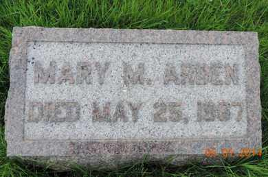 ARDEN, MARY M - Franklin County, Ohio | MARY M ARDEN - Ohio Gravestone Photos