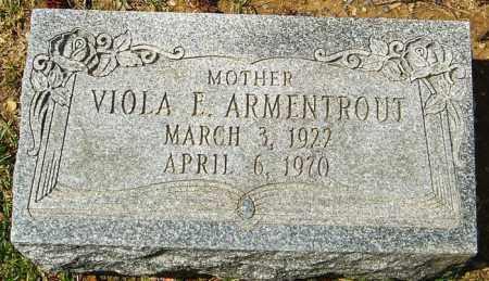 ARMENTROUT, VIOLA - Franklin County, Ohio | VIOLA ARMENTROUT - Ohio Gravestone Photos
