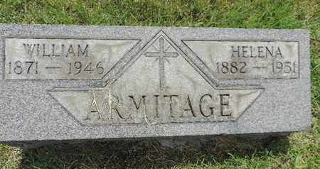 ARMITAGE, WILLIAM - Franklin County, Ohio | WILLIAM ARMITAGE - Ohio Gravestone Photos