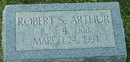 ARTHUR, ROBERT S - Franklin County, Ohio | ROBERT S ARTHUR - Ohio Gravestone Photos