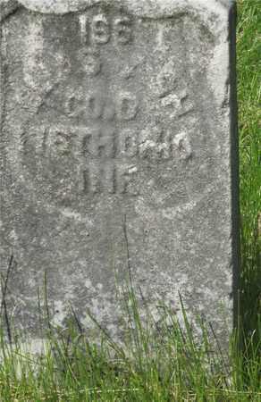 ASH, ELIAS - Franklin County, Ohio   ELIAS ASH - Ohio Gravestone Photos