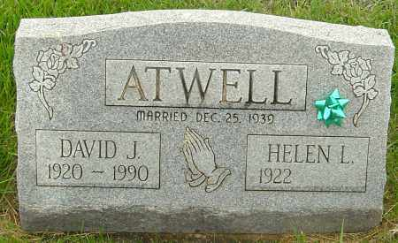 ATWELL, DAVID - Franklin County, Ohio | DAVID ATWELL - Ohio Gravestone Photos