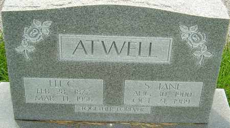 ATWELL, ELI - Franklin County, Ohio | ELI ATWELL - Ohio Gravestone Photos