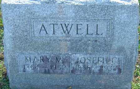 ATWELL, JOSEPH C - Franklin County, Ohio | JOSEPH C ATWELL - Ohio Gravestone Photos