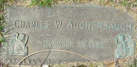 AUGHENBAUGH, CHARLES - Franklin County, Ohio   CHARLES AUGHENBAUGH - Ohio Gravestone Photos