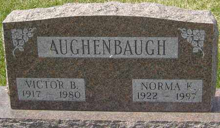 AUGHENBAUGH, VICTOR - Franklin County, Ohio | VICTOR AUGHENBAUGH - Ohio Gravestone Photos
