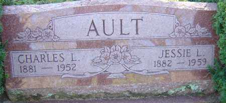 AULT, CHARLES L - Franklin County, Ohio | CHARLES L AULT - Ohio Gravestone Photos