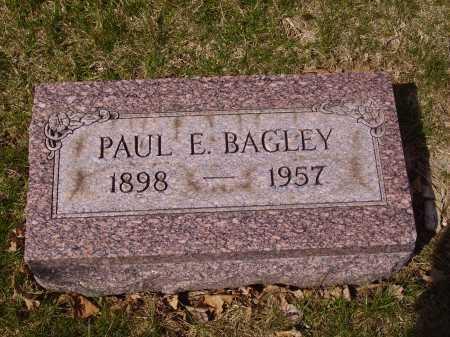 BAGLEY, PAUL E. - Franklin County, Ohio | PAUL E. BAGLEY - Ohio Gravestone Photos
