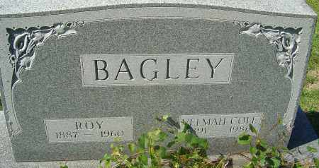 BAGLEY, ROY - Franklin County, Ohio | ROY BAGLEY - Ohio Gravestone Photos