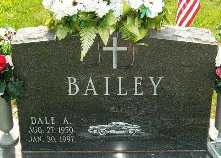 BAILEY, DALE A - Franklin County, Ohio | DALE A BAILEY - Ohio Gravestone Photos