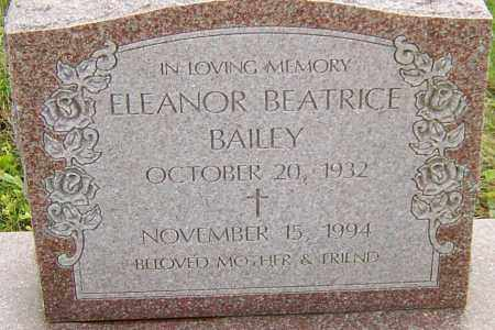 DAVENPORT BAILEY, ELEANOR - Franklin County, Ohio | ELEANOR DAVENPORT BAILEY - Ohio Gravestone Photos