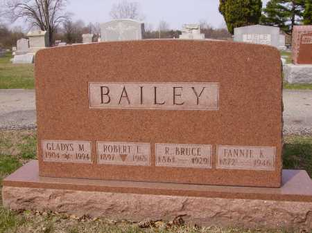 BAILEY, FANNIE K - Franklin County, Ohio | FANNIE K BAILEY - Ohio Gravestone Photos