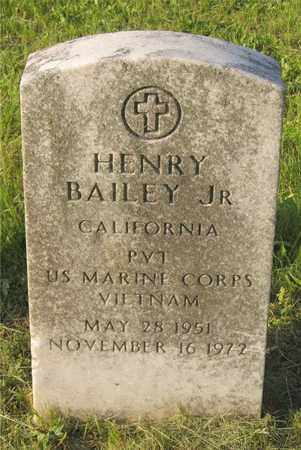 BAILEY, HENRY - Franklin County, Ohio | HENRY BAILEY - Ohio Gravestone Photos