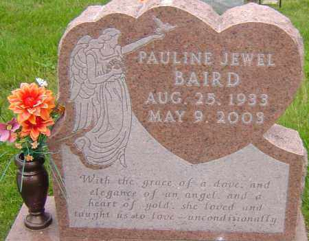 TRACE BAIRD, PAULINE - Franklin County, Ohio | PAULINE TRACE BAIRD - Ohio Gravestone Photos