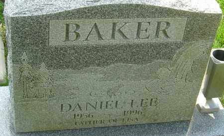BAKER, DANIEL LEE - Franklin County, Ohio | DANIEL LEE BAKER - Ohio Gravestone Photos