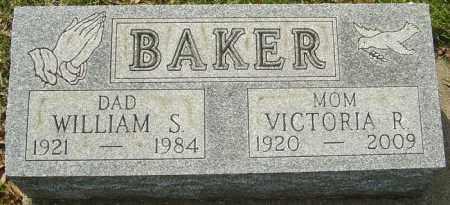 ROSENCRANTZ BAKER, VICTORIA - Franklin County, Ohio | VICTORIA ROSENCRANTZ BAKER - Ohio Gravestone Photos