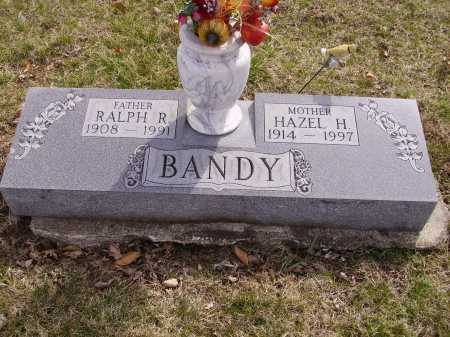 BANDY, RALPH R. - Franklin County, Ohio | RALPH R. BANDY - Ohio Gravestone Photos