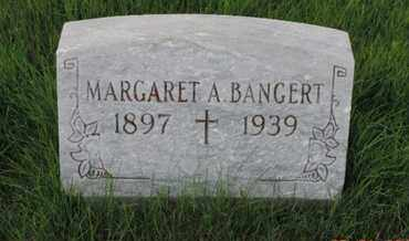 BANGERT, MARGARET - Franklin County, Ohio | MARGARET BANGERT - Ohio Gravestone Photos