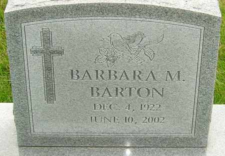 BARBARA, BARBARA M - Franklin County, Ohio | BARBARA M BARBARA - Ohio Gravestone Photos