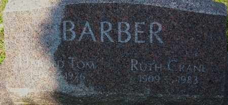BARBER, HAROLD - Franklin County, Ohio | HAROLD BARBER - Ohio Gravestone Photos