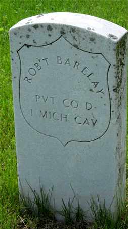 BARELAY, ROB'T - Franklin County, Ohio | ROB'T BARELAY - Ohio Gravestone Photos