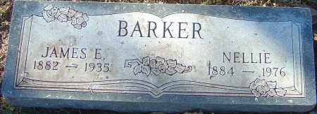 BARKER, JAMES E - Franklin County, Ohio | JAMES E BARKER - Ohio Gravestone Photos