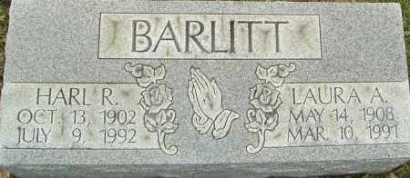 BARLITT, LAURA A - Franklin County, Ohio | LAURA A BARLITT - Ohio Gravestone Photos