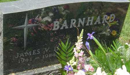 BARNHARD, JAMES V - Franklin County, Ohio   JAMES V BARNHARD - Ohio Gravestone Photos